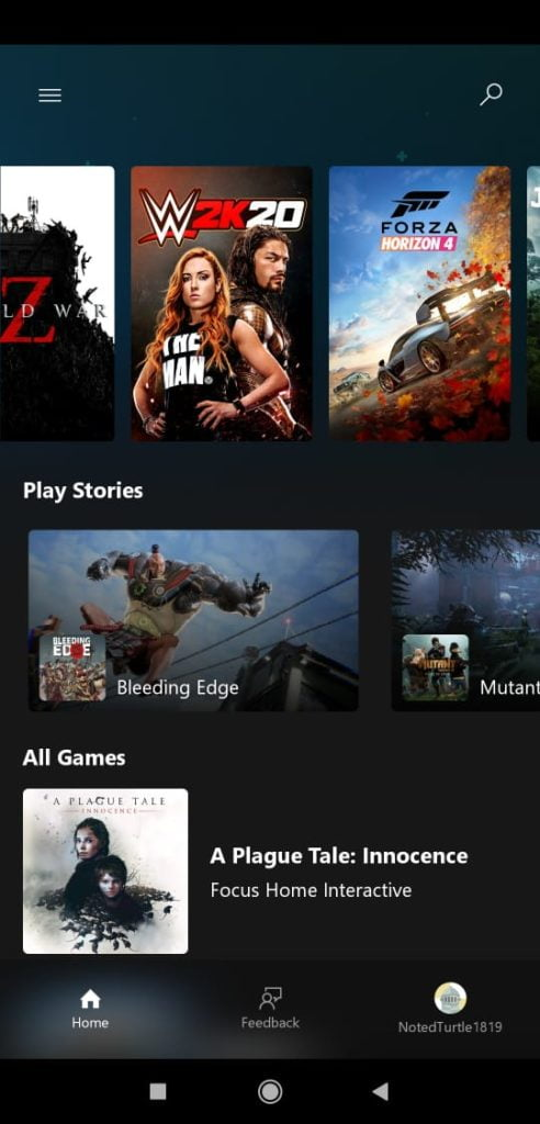 xbox emulator play games