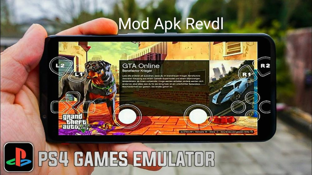 How To Play PS4 Games On Android New Emulator || NOVO Emulator