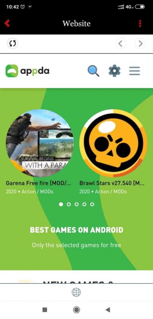 Hack any favourite android game