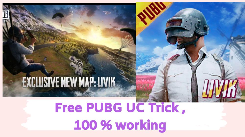 #1 How To Get Free UC In PUBG, Diamonds In Free Fire || Free PUBG UC Trick || PUBG Mobile Android