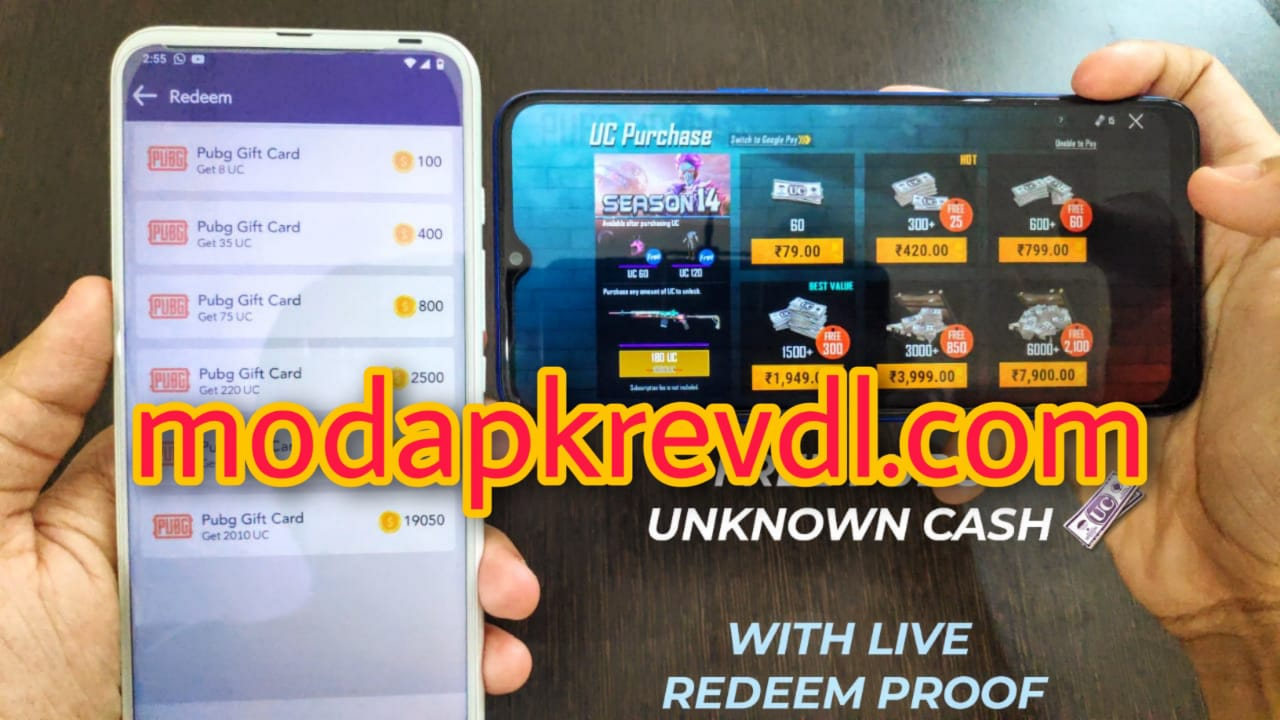 Earn Free Unknown Cash In PUBG Instantly In PUBG Account || Live Redeem Proof