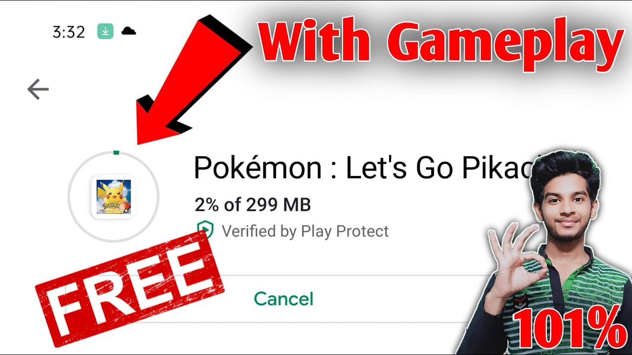101% Working | How to download Pokémon Game
