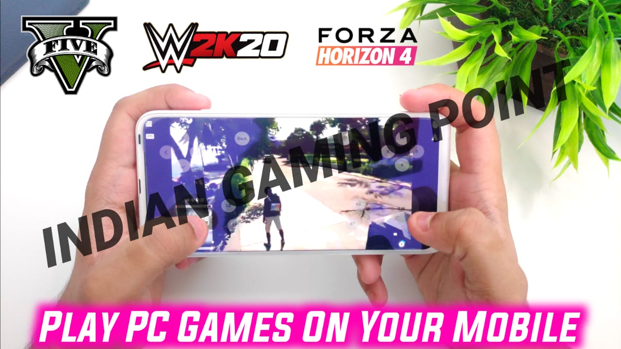 How To Play PC Games On Android Mobile Online || Any Mobile