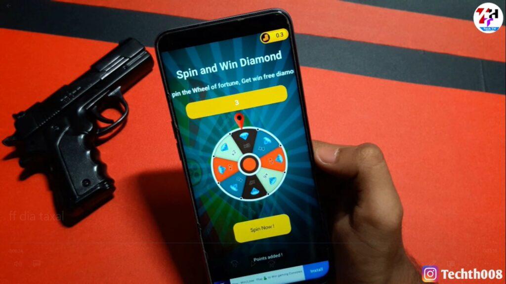 Free Diamonds And Elite Pass app