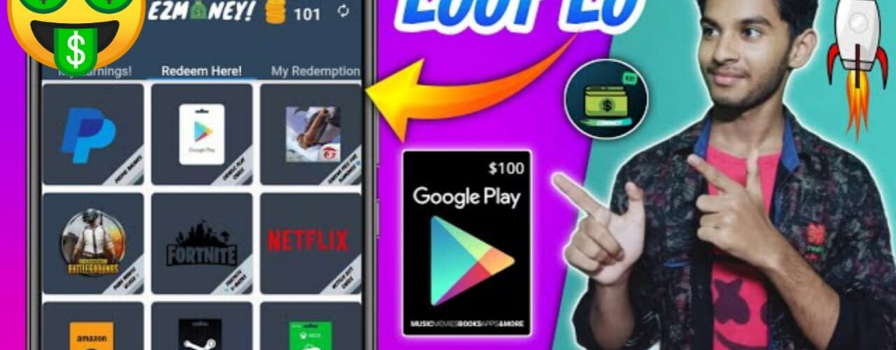 how to earn uc, gift cards, free fire diamonds app
