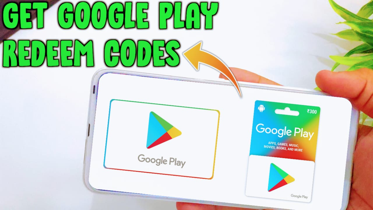 Google Play Redeem Codes Trick || Use It In All Games