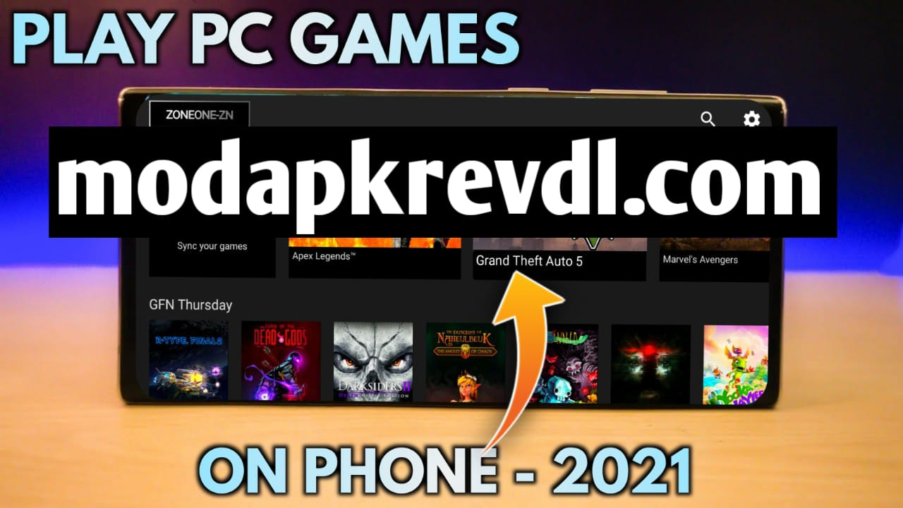 New Nvidia Pc Emulator, Play All PC Games on Android Phones For Free In 2021