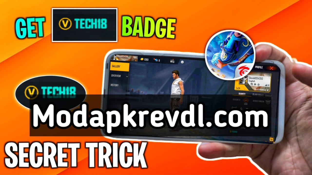 How To Get V Badge In FF, Free Fire, Hidden Trick, Enable Now