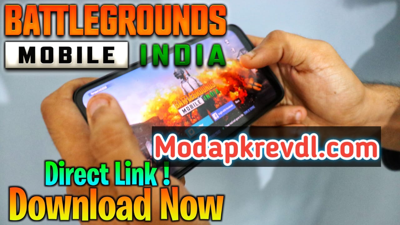 BGMI Download ( BATTLEGROUNDS MOBILE INDIA )  With APK + OBB